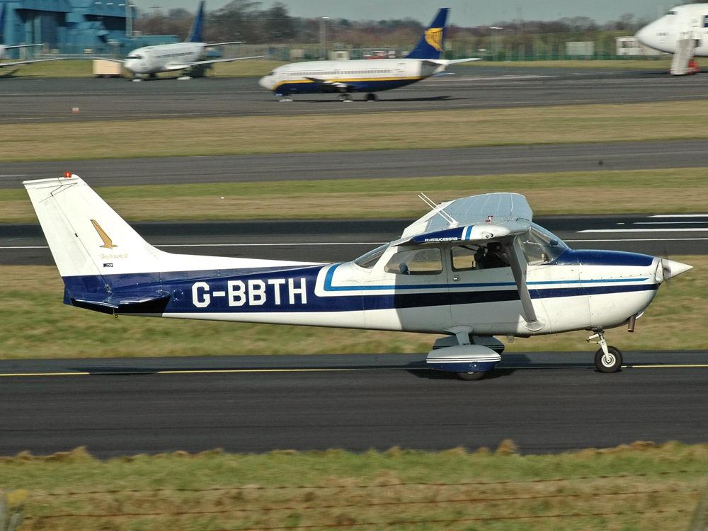 Cessna F.172M G-BBTH