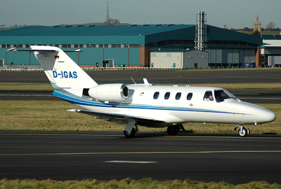 Cessna Citation  D-IGAS