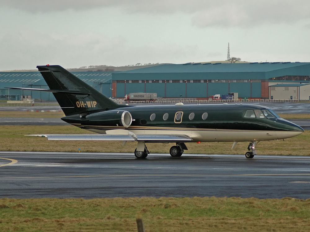 Dassault Falcon 20-F5   OH-WIP