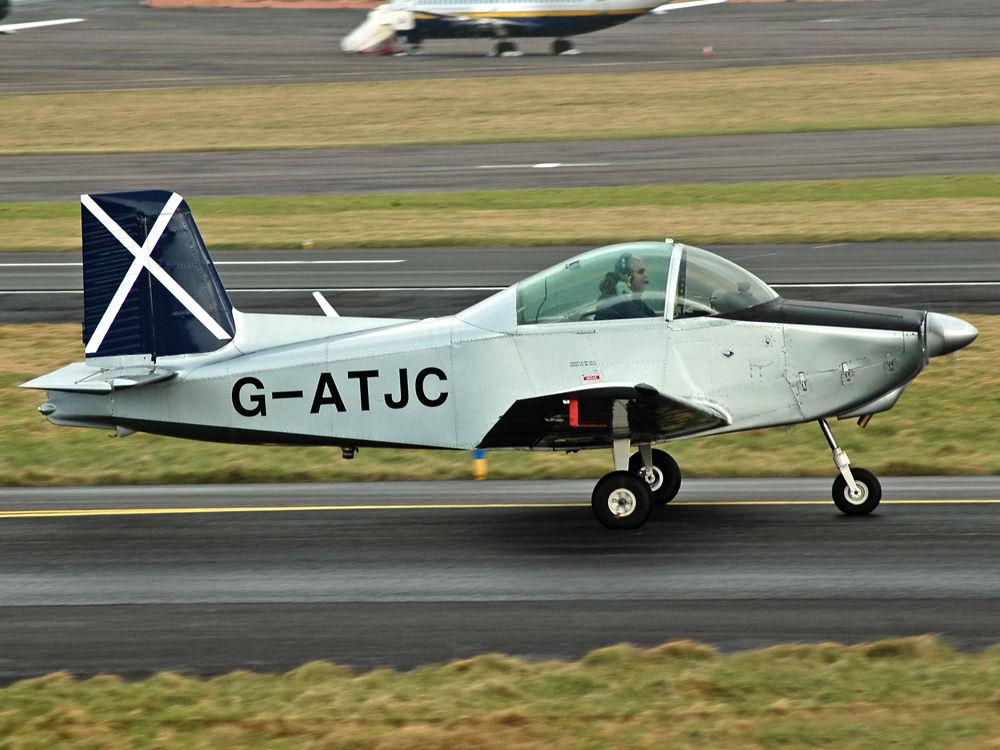 Victa Airtour 100  G-ATJC