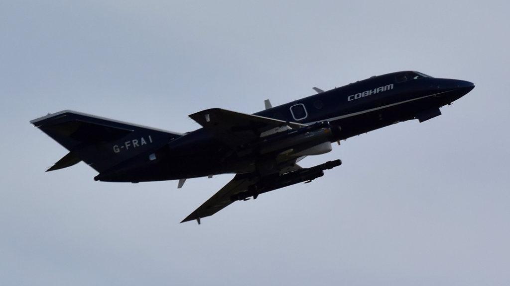 FR Aviation   Dassault Falcon E       G-FRAI