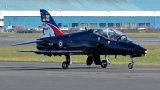 Royal Navy  Hawker Siddley   Hawk T1A    XX337