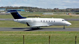 Unisky Ltd     Bombardier  BD-100 - IA10  Challenger 300   M - HSNT