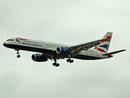 British Airways Boeing 757-236 G-BPEK