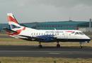 British Airways Saab SF.340B G-LGNF