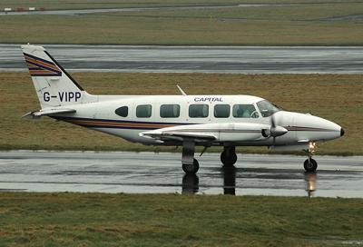 PA-31-350 Navajo Chieftain  G-VIPP