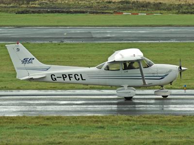 Cessna F.152S   G-PFCL