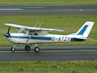 Cessna F.150G   <br> G-ATZY
