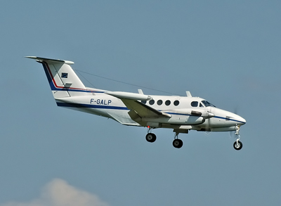 Beech 200T  F-GALP