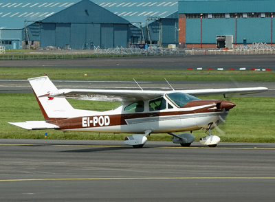 Cessna 177B Cardinal  EI-POD