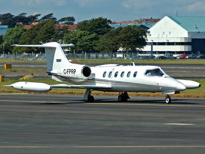 Gates Learjet 35A  C-FPRP