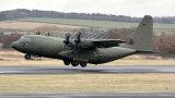 RAF  Lockheed  C130J Hercules C5 ZH882