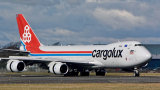 "Cargolux Boeing 747-8R7F  LX-VCG   ""City of Diekirch"""