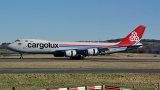 "Cargolux Boeing 747-8R7  LX-VCA ""City of Vianden"""