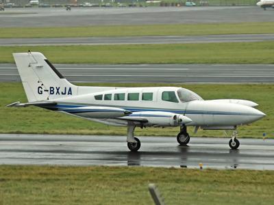 Cessna 402B   G-BXJA