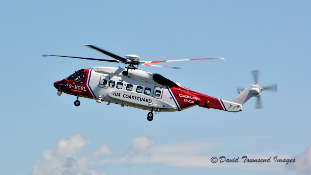 Bristow Sikorsky S-92A   G-MCGL