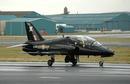 RAF HS Hawk T1W(CO) XX349