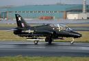 RAF  HS Hawk T1A(CI)  XX222