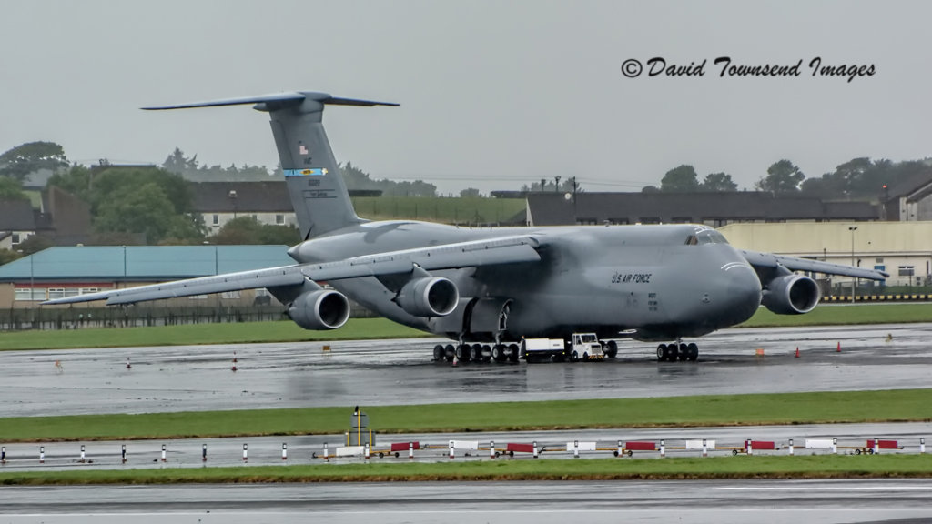 USAF Lockheed C-5M Galaxy 86-0017