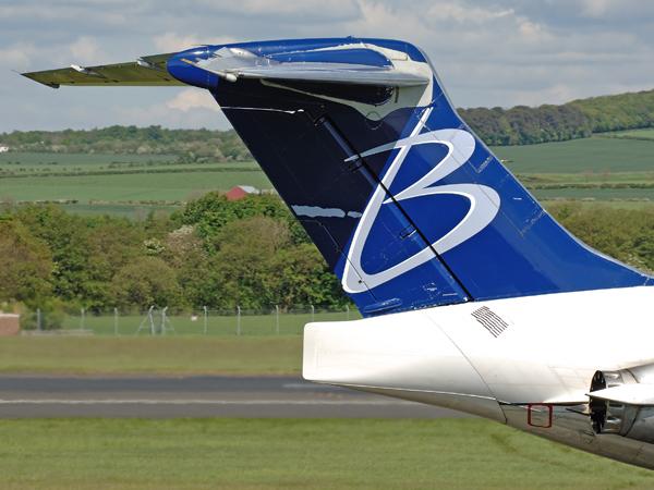 Blue Line   McDonnell Douglas MD-83