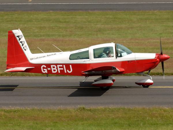 Reims Cessna FR172K   G-BFIJ