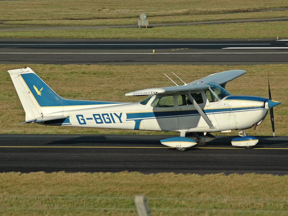 Cessna F.172N G-BGIY