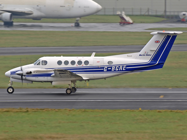 Beech 200 King Air     G-BGRE