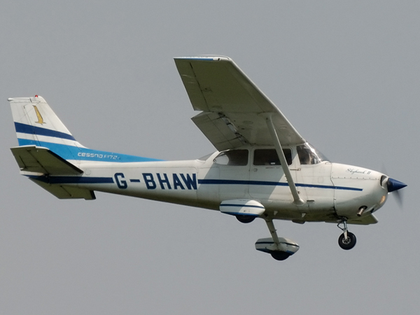 Reims Cessna F172N   G-BHAW