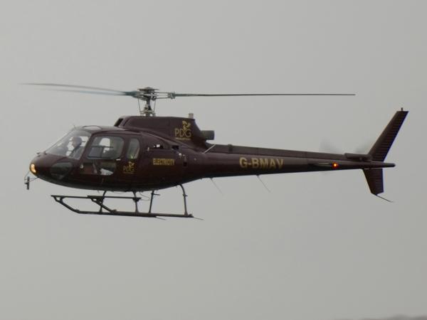 AS.350B Ecureuil    G-BMAV