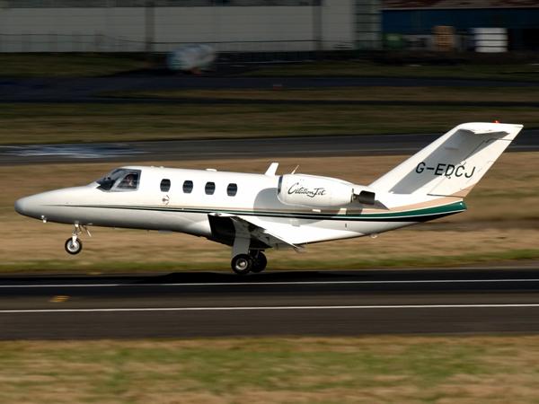 Cessna 525 Citation   G-EDCJ