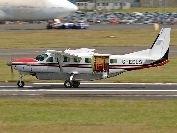 Cessna 208B  Grand Caravan    G-EELS