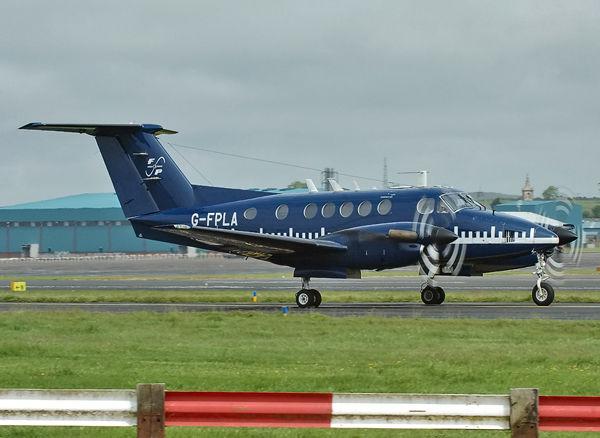 Beech 200 Super King Air  G-FPLA