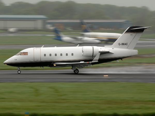 Canadair CL-600-2A12 Challenger 601  G-IMAC