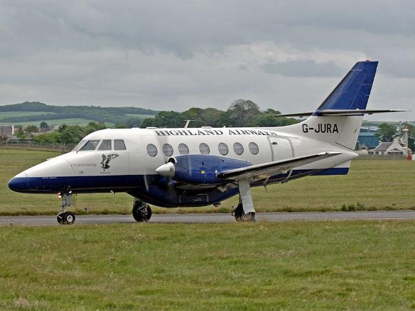 Bae Jetstream 3102   G-JURA