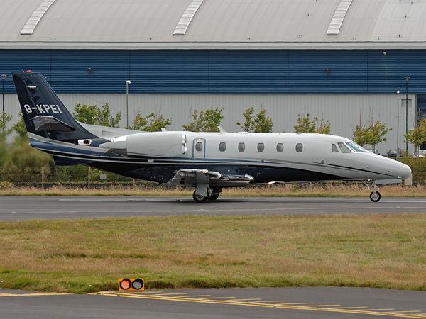 Queensway Aviation Ltd   Cessna 560XL Citation XLS    G-KPEI