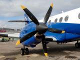 Eastern Airways  Jetstream 41   G-MAJW