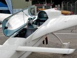 Rutan Long-EZ G-OMJT