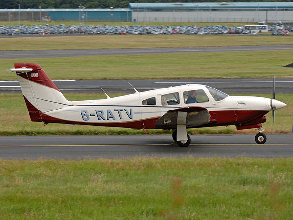 Piper PA-28RT-201T  G-RATV