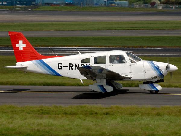Piper PA-28-181   G-RNCH