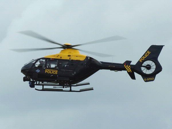 Strathclyde Police   Eurocopter EC-135T2+   G-SPAO