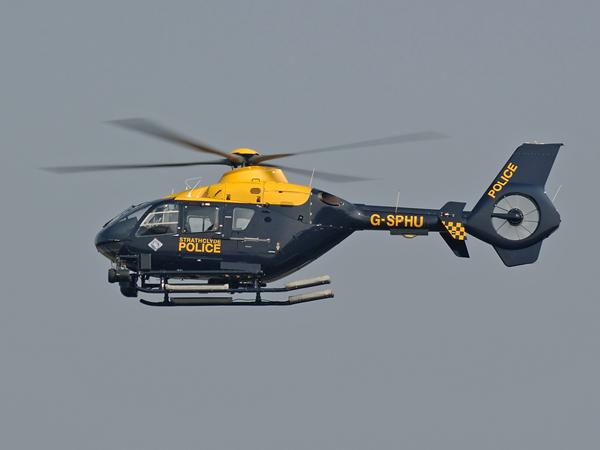 Eurocopter EC.135T-2  G-SPHU