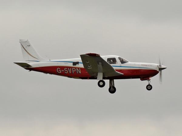 Piper  PA-32R-301T      G-SVPN