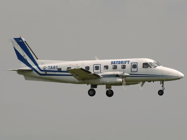 Embraer EMB-110-P1 Bandeirante    G-TABS