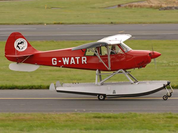Christen Industries inc  A-1 Husky    G-WATR