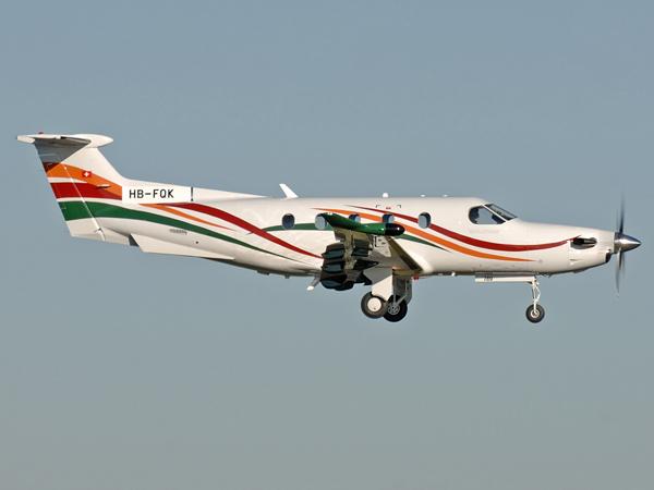 Pilatus PC-12-47  HB-FQK   (cn 789)
