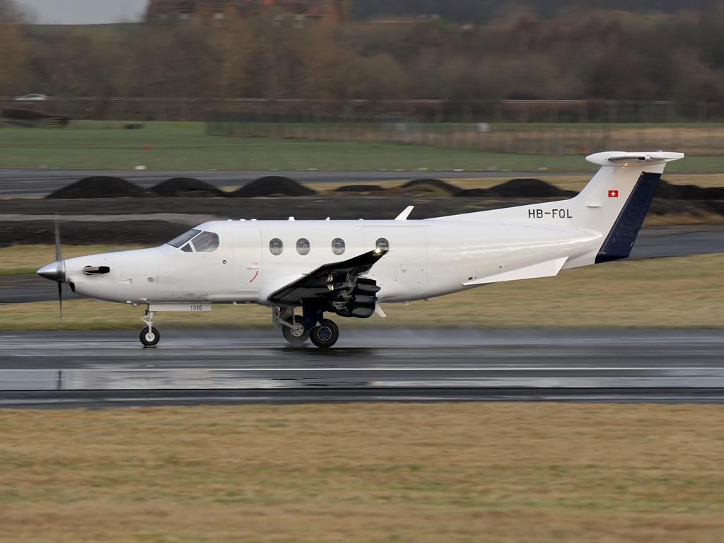 Pilatus  PC-12/47E   HB-FQL (1516)