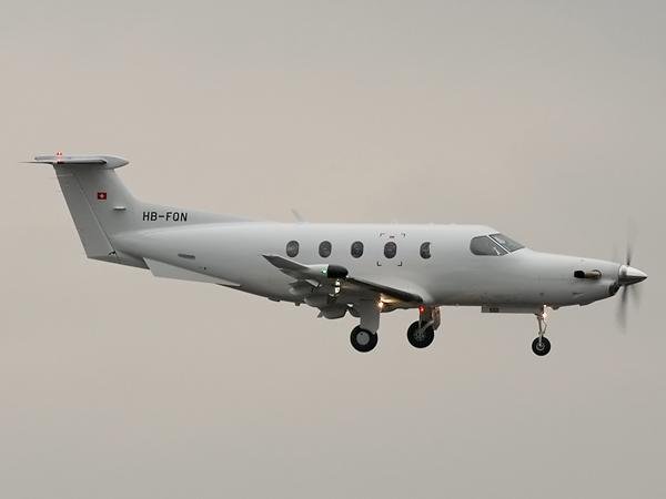 Pilatus PC-12-47    HB-FQN   (cn 683)