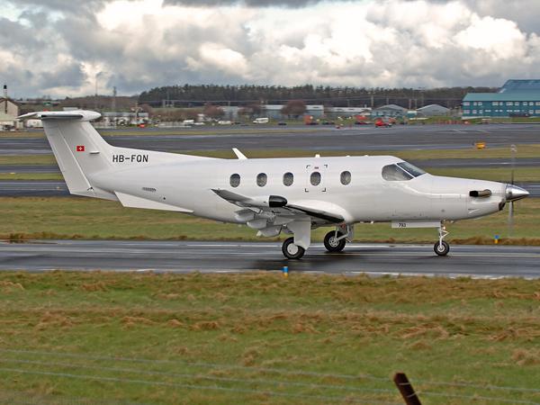 Pilatus PC-12-47   HB-FQN  (cn 793)