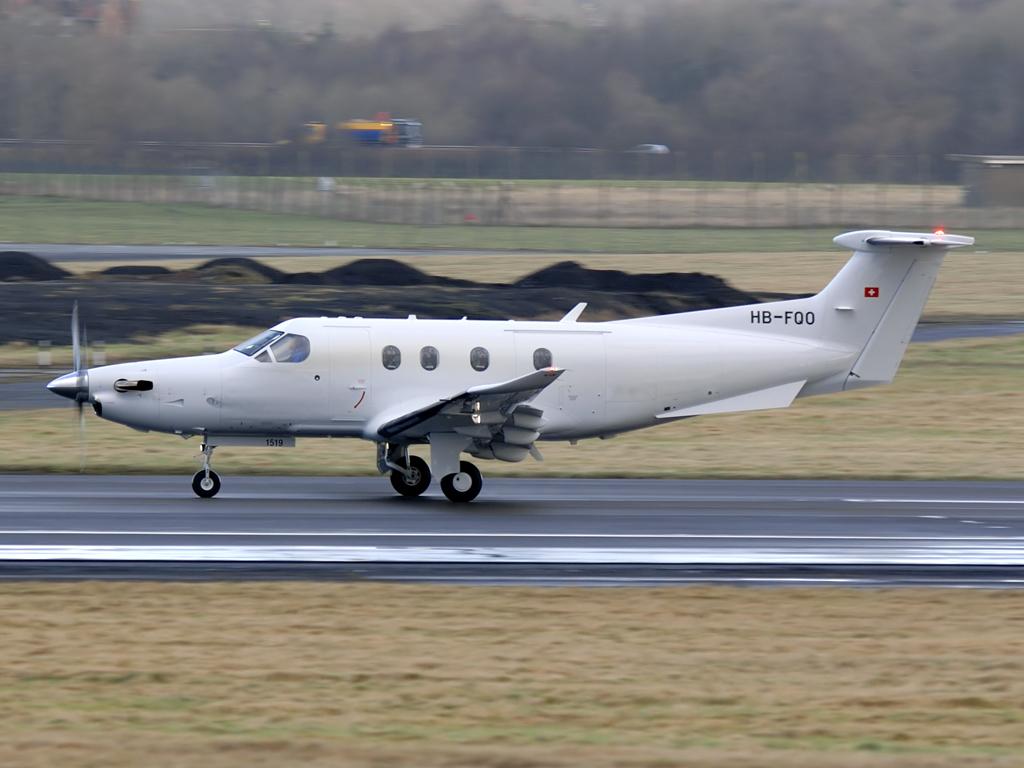 Pilatus  PC-12/47E   HB-FQO (1519)