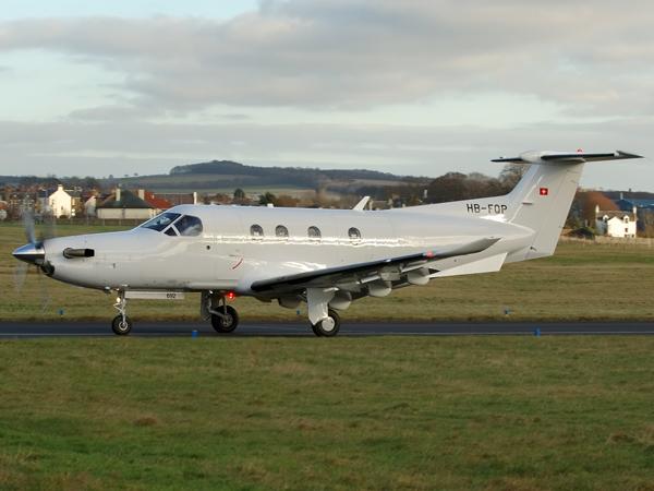 Pilatus  PC-12/47     HB-FQP(CN 692)